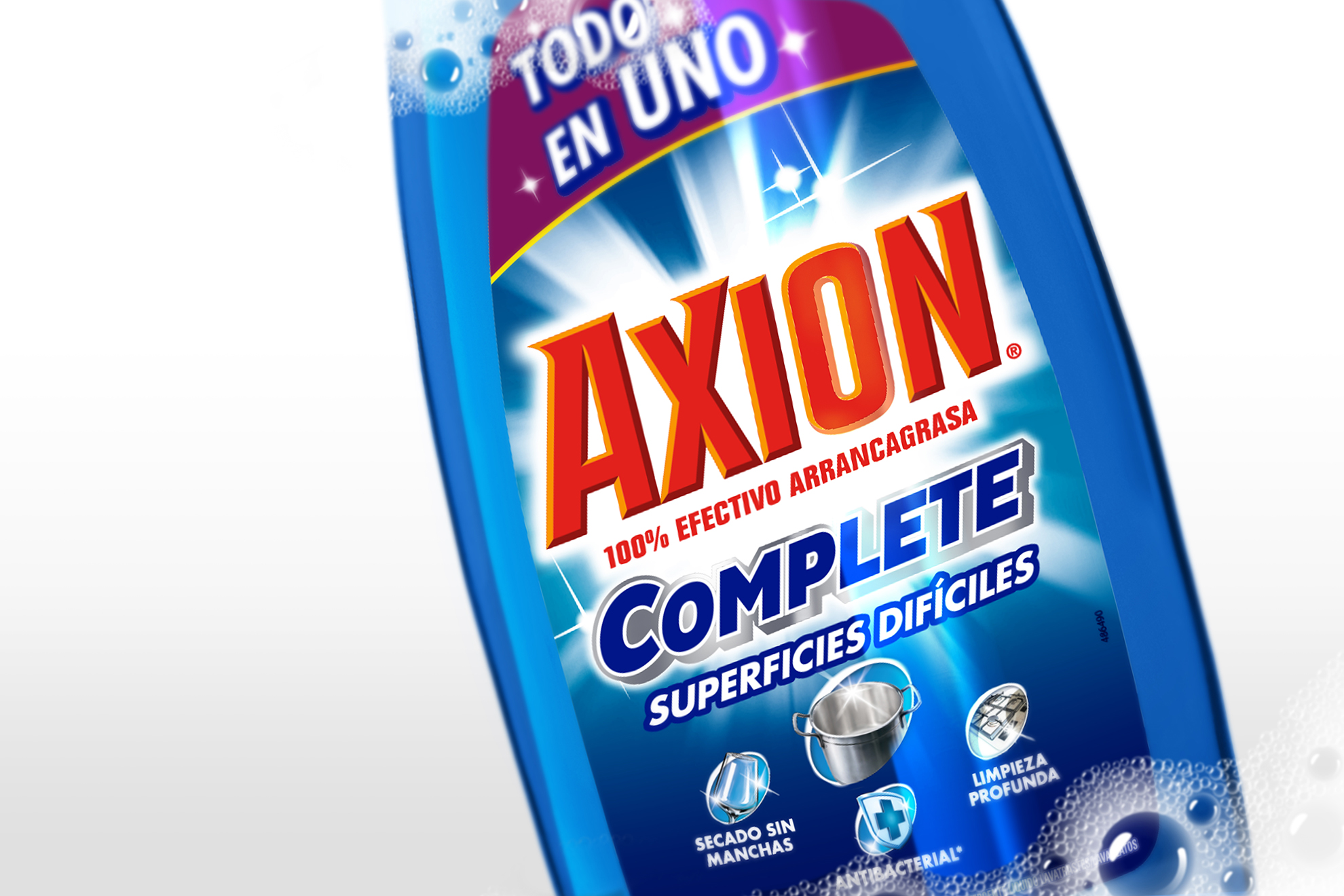 Axion Complete